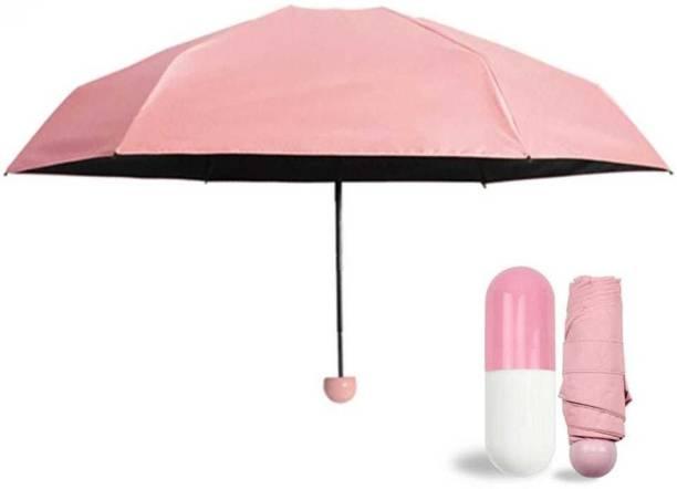 KBSELLER Foldable Mini Cute Capsule Umbrella Umbrella