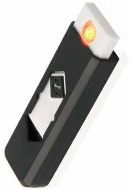 SQE Cigarette lighter Stylish Electronic USB Rechargeable Cigarette lighter Stylish Electronic USB Rechargeable Cigarette Lighter