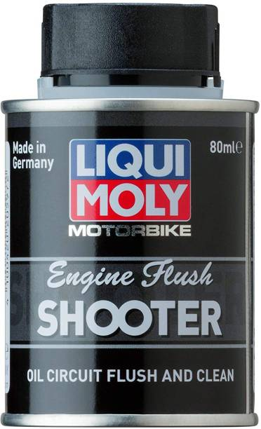 Liqui Moly LM-20597 20597 Motorbike Engine Flush Shooter (80 ml) Synthetic Blend Engine Oil