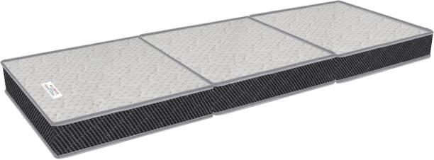 Flipkart Perfect Homes Travel/Folding With Pillows 4 inch Single PU Foam Mattress