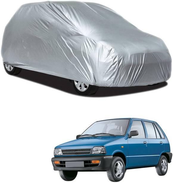 AutoFurnish Car Cover For Maruti Suzuki 800 (Without Mirror Pockets)