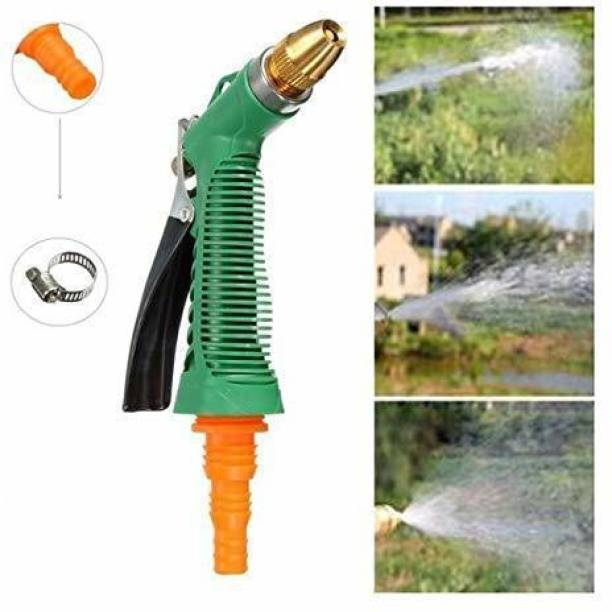 Starburst House High Pressure Water Spray Gun for Car/Bike/Plants |Multi Functional Water Spray Nozzle for Gardening |Spray Gun with Handle| Water Spray Gun for Car Wash - Gardening Washing Spray Gun