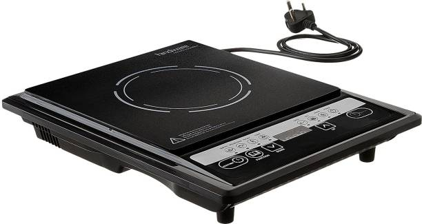 Hindware Dino IC100004 1900-Watt Induction Cooktop (Black) Induction Cooktop