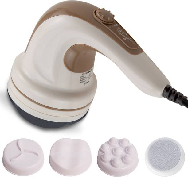 Lifelong LLm27 LLM27 Powerful Electric Handheld Full Body Massager for pain relief of Back, Neck, Leg and Foot Massager