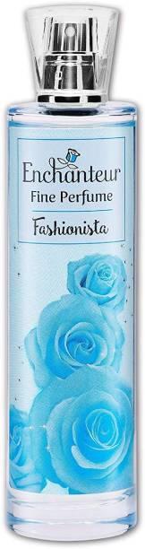 Enchanteur Fashionista Eau de Cologne  -  100 ml