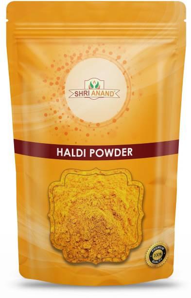 SHRI ANAND Turmeric (Haldi) Powder (400 Gram)