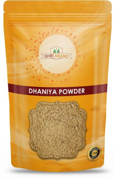 SHRI ANAND Coriander (Dhaniya) Powder (400 Gram)