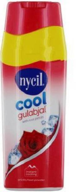 NYCIL Cool classic HERBAL gulaabjal PricklE Heat Powder PACK OF 1