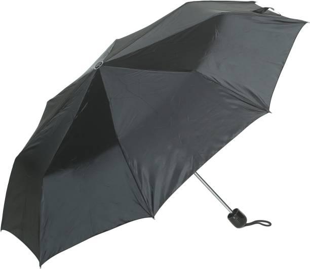 KARN T3 fold UV Indian Style Umbrella for Sunlight & Rain/Strong Windproof Umbrella (Ideal for Men and Women) Umbrella