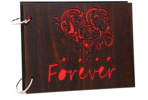 Whichwood Always and Forever Wooden Album Album