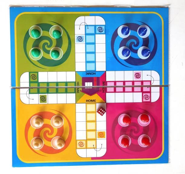 hpsp SUPER LUDO Board Game| |Snakes N Ladders Game Strategy & War Games Board Game