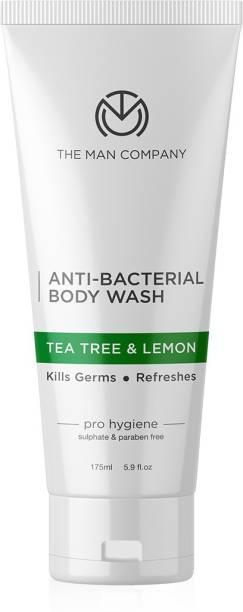THE MAN COMPANY Anti Bacterial Body Wash