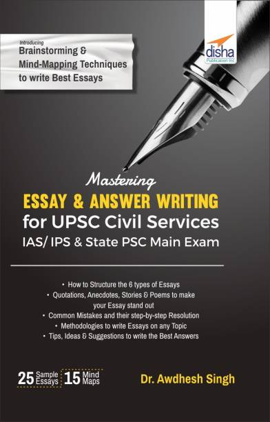 Mastering Essay & Answer Writing for Upsc Civil Services IAS/ Ips & State Psc Main Exam