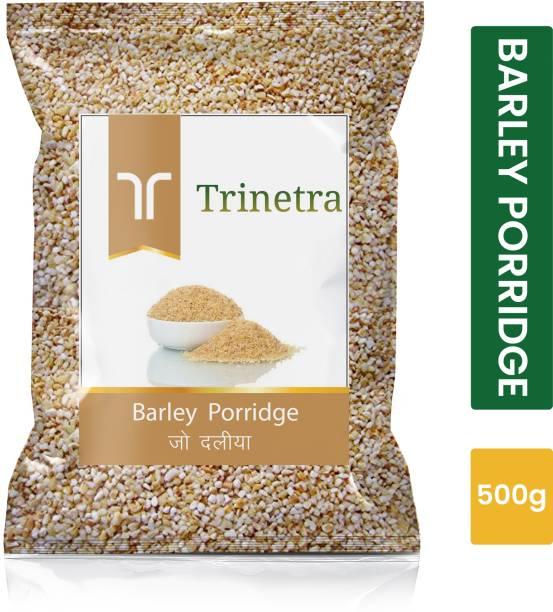 Trinetra Best Quality Barley Porridge/Jau Daliya 500g
