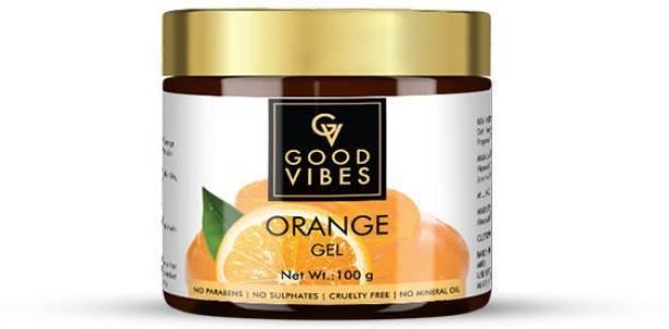 GOOD VIBES Gel - Orange
