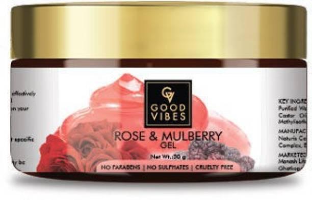 GOOD VIBES Gel - Rose & Mulberry