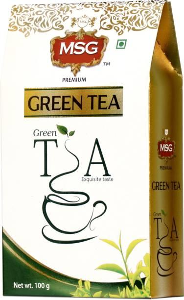MSG Premium Green Tea Box