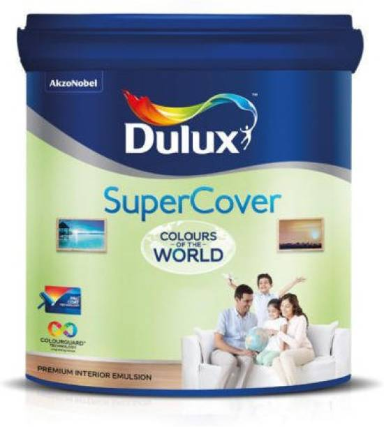 Dulux D18 White Emulsion Wall Paint