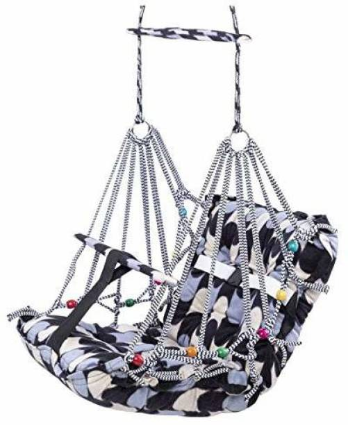 S Satisfyshop Cotton Baby Swing for Kids Cotton Small Swing
