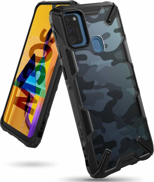 Ringke Back Cover for Samsung Galaxy M30s, Galaxy M31, Galaxy F41, Galaxy M31 Prime, Galaxy M21, Galaxy M21s