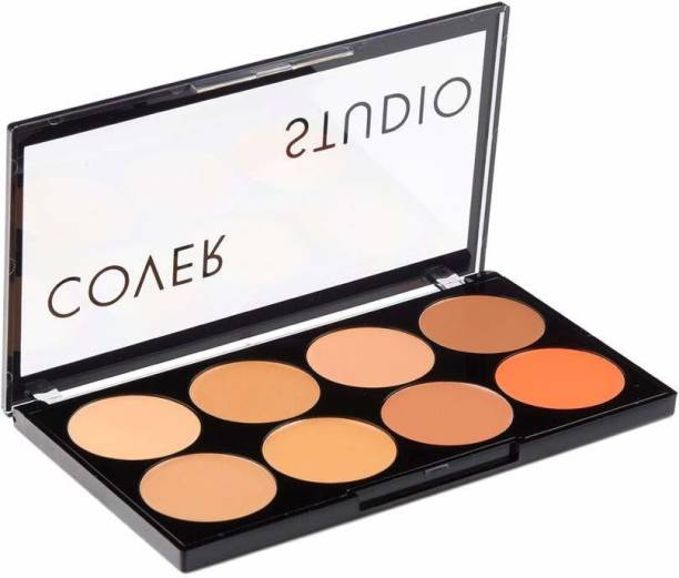SWISS BEAUTY Cover Studio Ultra Base Concealer Palette - 01 Concealer