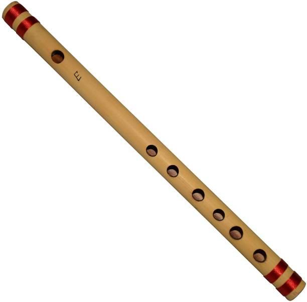 Foora Musical E Tune Bamboo Flute Hand Maid size 19 inch India Bamboo Flute