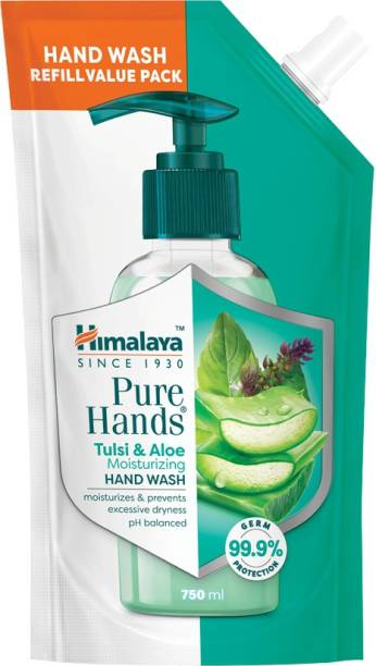 HIMALAYA Pure Hands Hand Wash Refill Pouch
