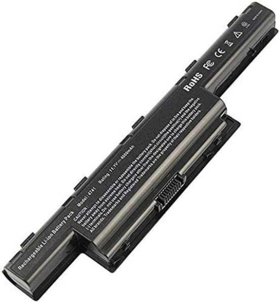 SellZone Laptop Battery For Travelmate P243 M Laptop 6 Cell Laptop Battery