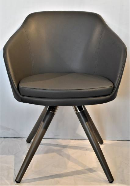 Lazzaro Leatherette Living Room Chair