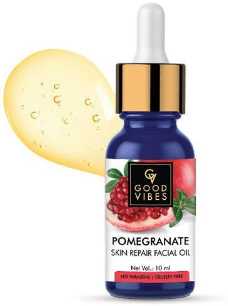 GOOD VIBES Skin Repair Facial Oil - Pomegranate