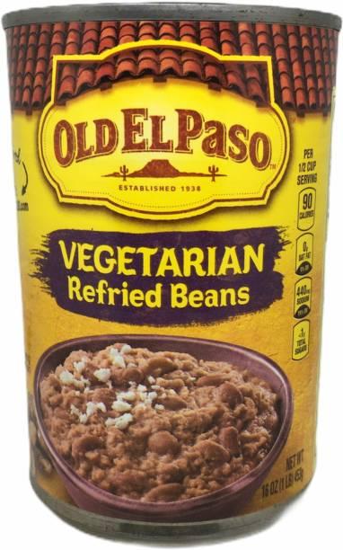 Old ELPaso Vegetarian Refried Beans 453 g