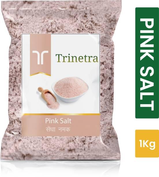 Trinetra Best Quality Pink Salt/Sendha Namak 1Kg Himalayan Pink Salt
