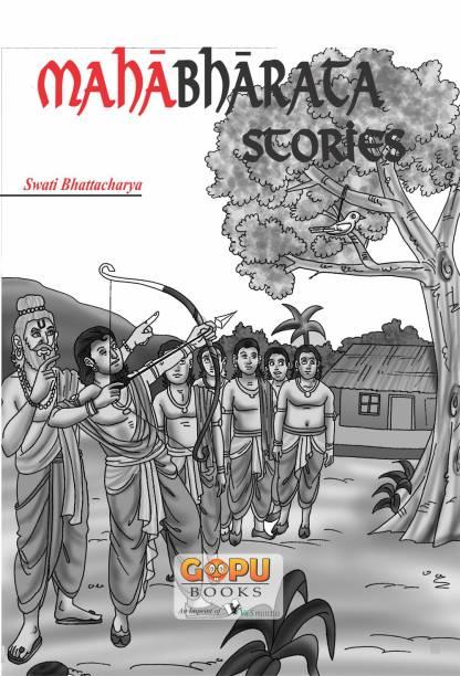 Mahabharat Story (20x30/16)