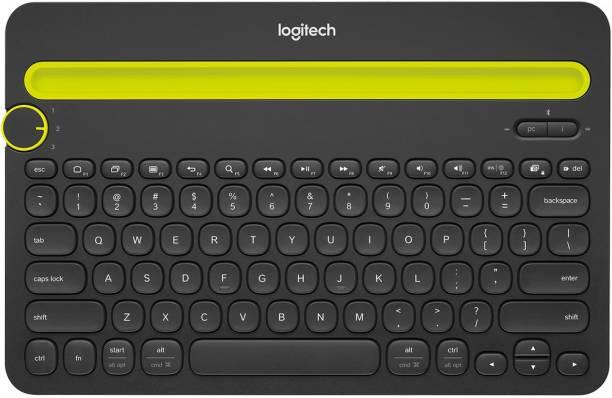 Logitech K480 Multidevice Bluetooth Tablet Keyboard