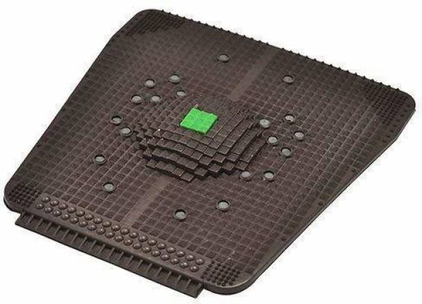 SHOPYFY Acupressure Mat PainRelief home Gym Fitness Kit foot mat acupuncture massager blck 6 mm Accupressure Mat