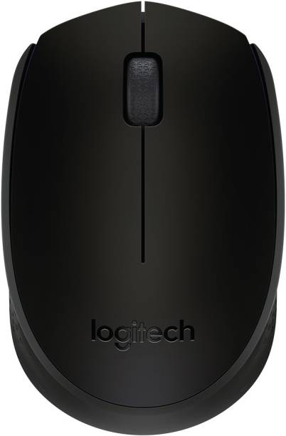 Logitech B170 Wireless Optical Mouse
