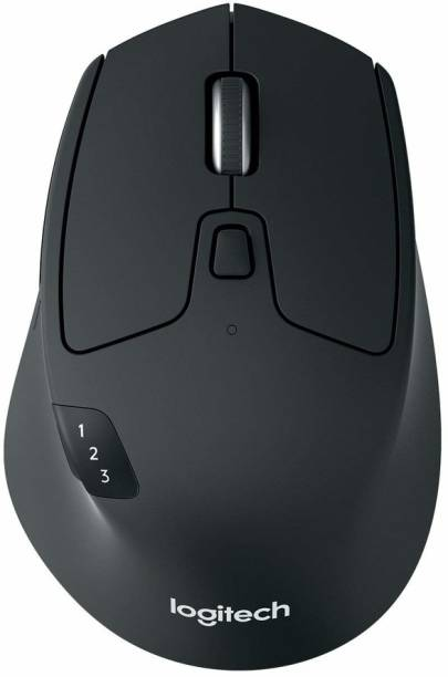 Logitech M720 Wireless Optical Mouse  with Bluetooth
