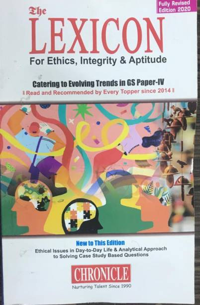 THE LEXICON For Ethics, Integrity & Aptitude