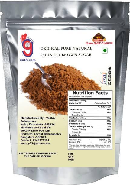 99Auth Sugar 5kg Brown Sugar. No Adulteration. Pure Genuine Sugar Sugar