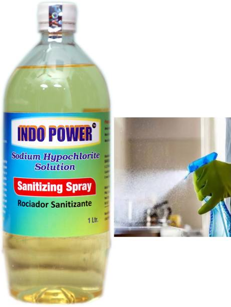 INDOPOWER INDO166-sodium hypochlorite 1LTR
