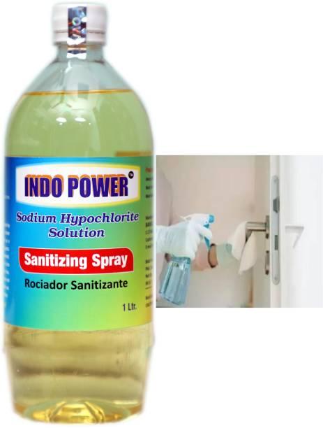 INDOPOWER INDO212-sodium hypochlorite 1LTR
