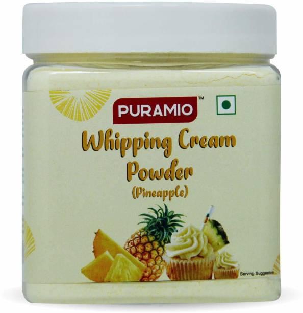 PURAMIO Whipping Cream Powder (Pineapple) Icing