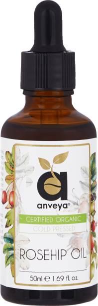 Anveya Rosehip Oil for Face