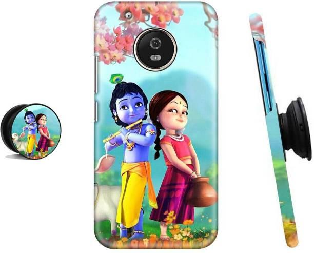Hello Case Back Cover for Motorola Moto G5 Plus