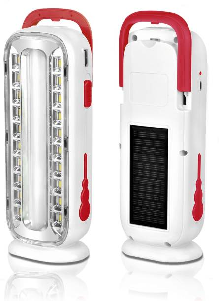 Sunaze SOLAR High Quality 2 In 1 Tube+LED High-Bright LED Light with Android Charging Support Rechargeable Emergency Light Lantern Emergency Light