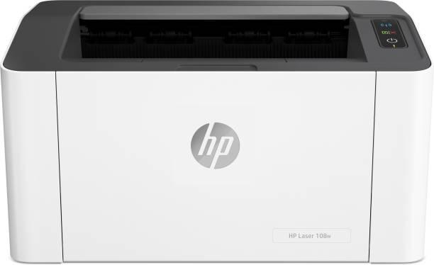 HP Laser 108 w Single Function WiFi Monochrome Laser Printer
