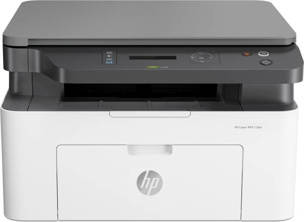 HP MFP 136w Multi-function WiFi Monochrome Printer