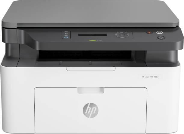 HP Laser MFP 136w Multi-function WiFi Monochrome Laser Printer