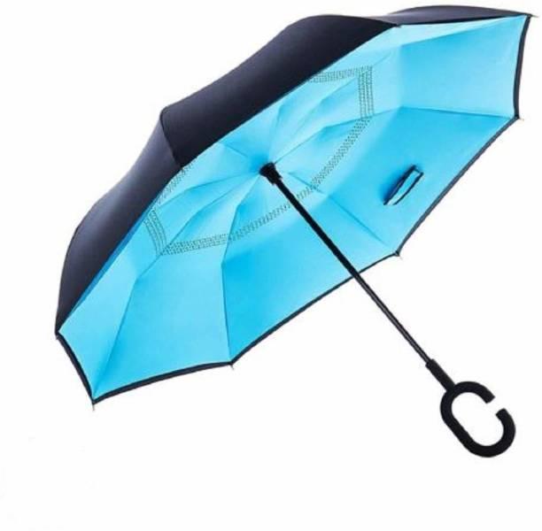 Arav Impex c typ umbrella blue Umbrella
