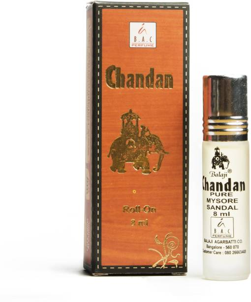 Balaji Chandan Roll-On Floral Attar